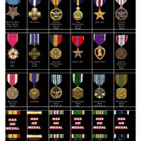 Marine Medals & Awards